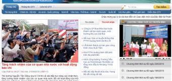 Đài PTTH Quảng Ninh chính thức dùng VCKM cho báo điện tử