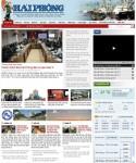 Khánh thành Báo Hải Phòng điện tử giai đoạn
