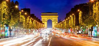 ĐẠI LỘ CHAMPS – ÉLYSÉES – ĐẠI LỘ NGUY NGA NHẤT Ở PARIS