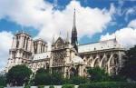 NHÀ THỜ ĐỨC BÀ PARIS – CÔNG TRÌNH TÔN GIÁO ĐỘC ĐÁO NHẤT CỦA NƯỚC PHÁP