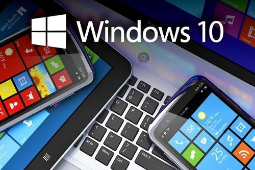 Windows 10 của Microsoft