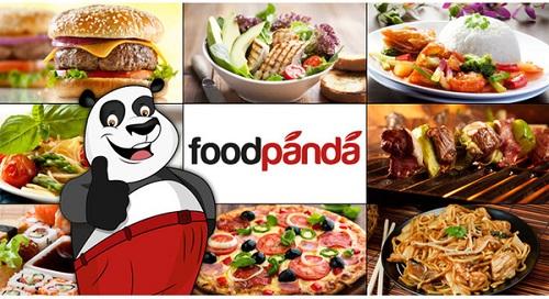 Thương mại điện tử FoodPanda