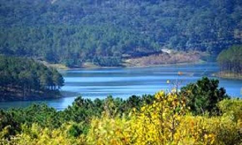 Hồ Tuyền Lâm-Đà Lạt