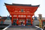 Kiến trúc độc đáo của đền Thần đạo Shinto Nhật Bản