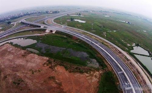 Tuyến đường cao tốc Hà Nội-Hải Phòng