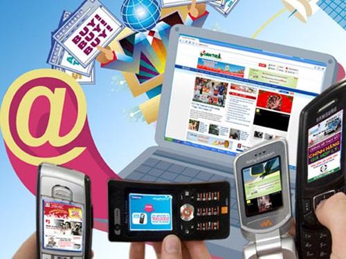 Thương mại điện tử Việt Nam tăng nhanh so với trước