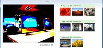 Giới thiệu một số phần mềm tạo clip ảnh trên máy tính
