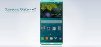 Samsung vừa cho ra mắt Samsung Galaxy A9