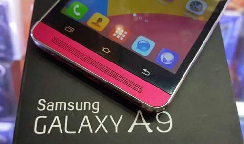 Trang bị cảm biến dấu vân tay trên Samsung Galaxy A9