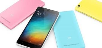 Rò rỉ hình ảnh điện thoại Xiaomi Mi5