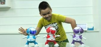 Sự phát triển vượt bậc của công nghệ chế tạo robot tại Việt Nam