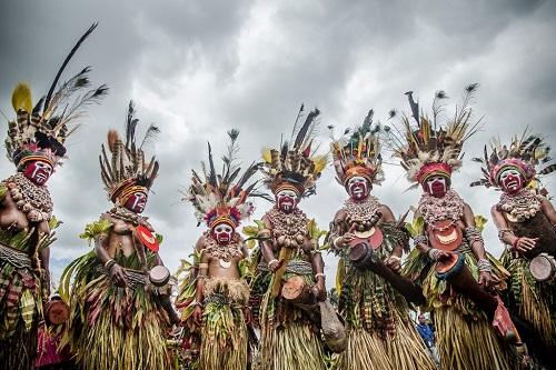 Thổ dân Goroka