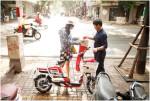 Bạn đã biết cách bảo quản xe đạp điện đúng cách dưới trời mưa chưa?