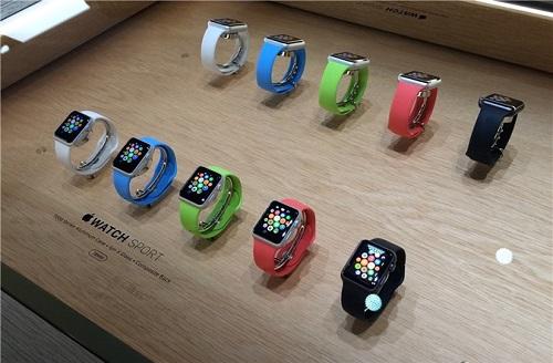 Đồng hồ đeo tay Apple