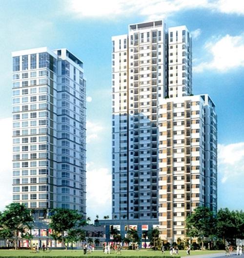 Rao bán căn hộ Harmory Tower