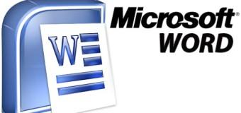 Mẹo xử lý cột trong Microsoft Word