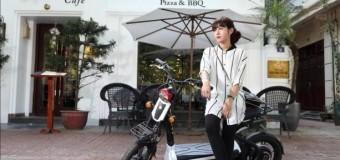 Tăng cường kiểm soát xe đạp điện tại thành phố Vinh