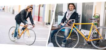 Tự chế tạo xe đạp thường thành xe máy tại nhà với Add-e