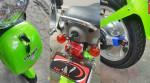 Các cách chống trộm xe đạp điện