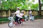 Cảnh báo nguy cơ nhiễm độc trì từ ắc quy cũ của xe đạp điện