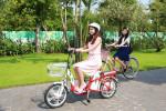 Những ưu điểm khi sử dụng xe đạp điện