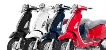 Thông báo thông tin đăng ký xe máy điện