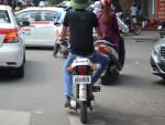Liệu trào lưu tự chế biển cho xe đạp điện có vị phạm luật ?