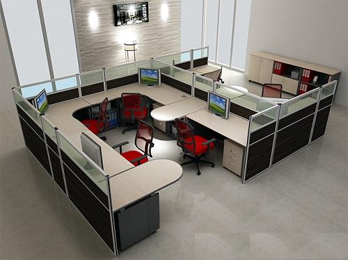 Lựa chọn bàn làm việc văn phòng