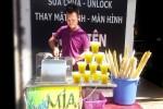 Cửa hàng bán nước mía theo lít đầu tiên ở Hà Nội
