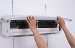 Mẹo vệ sinh máy lạnh Panasonic siêu nhanh, tiết kiệm thời gian
