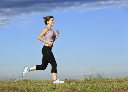 Tập luyện thể dục đều đặn mỗi ngày