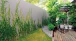 Thiết kế sân vườn theo phong cách tối giản