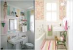 Hướng dẫn trang trí phòng tắm đẹp và an toàn cho bé