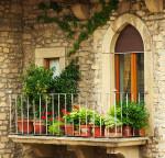 Cách thiết kế ban công đẹp cho nhà phố