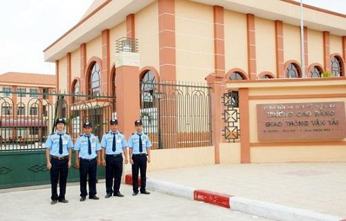 Dịch vụ bảo vệ trường học chuyên nghiệp