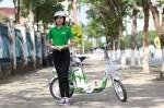 Sử dụng xe đạp bảo vệ môi trường như thế nào?