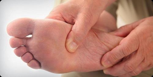 Bảo vệ chân cho người bị tiểu đường