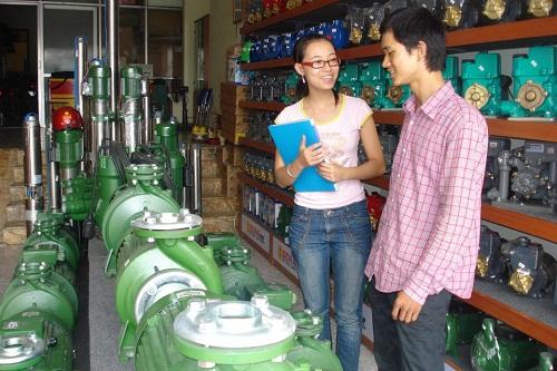 Bí quyết lựa mua máy bơm nước công nghiệp