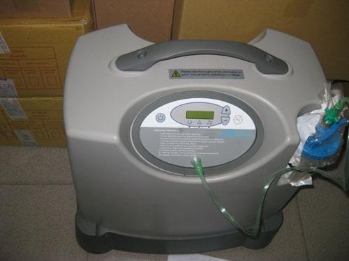 Cảnh báo an toàn trên máy tạo oxy