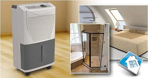 Công dụng của máy hút độ ẩm