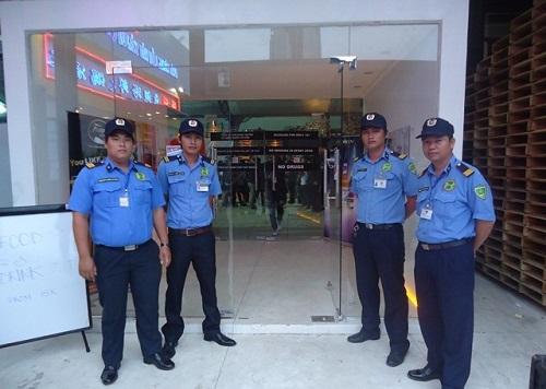 Dịch vụ bảo vệ văn phòng chuyên nghiệp