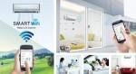Giới thiệu máy lạnh thông minh điều khiển bằng wifi