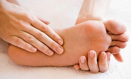 Hiệu quả khi massage chân đối với sức khỏe