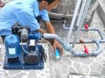 Hướng dẫn khắc phục lỗi cơ bản trên máy bơm nước