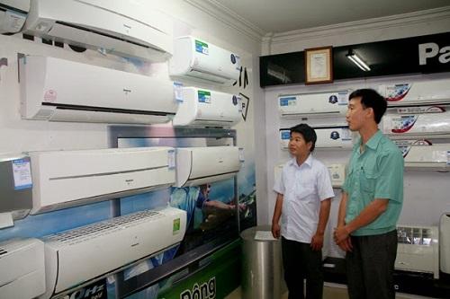 Máy lạnh thương hiệu lựa chọn sáng suốt cho người dùng