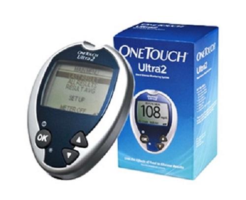 Máy đo đường huyết cho chỉ số chính xác