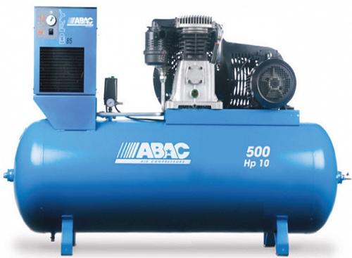 Nguyên lý hoạt động của máy sấy khí trong công nghiệp