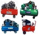 Phân loại máy nén khí bằng cơ chế hoạt động