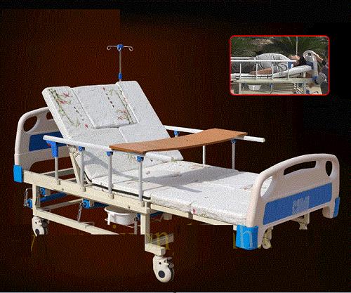 Sản phẩm giường y tế đa năng