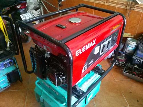Sử dụng và lưu trữ nhiên liệu cho máy phát điện